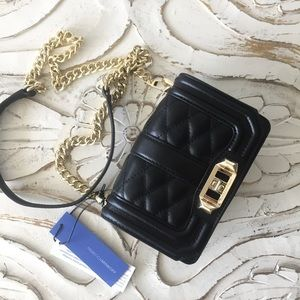 Rebecca Minkoff Mini Quilted Leather Crossbody